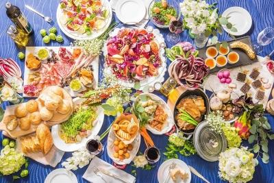 「見た目の美しさ」と「忘れらない美味しさ」の両方にこだわった婚礼料理をつくっていきましょう。