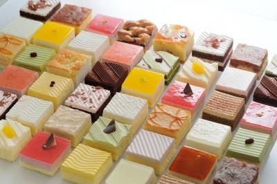 機内食デザート・一流ホテルの商品をはじめ、人気洋菓子店等のOEM商品を製造している企業です。