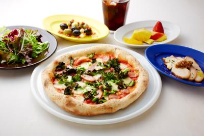 自慢のピッツァはイチから手づくり!イタリアンレストラン計3店舗でキッチンスタッフ募集。