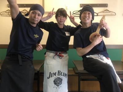 おいしい沖縄料理が人気のお店でアルバイトスタッフの募集です!