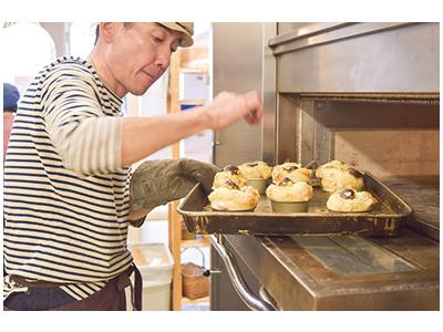 商品企画であなただけのパンを製造することも可能。