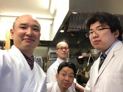 2019年度ミシュランガイド大阪・京都に掲載された当店で、日本料理の研覃(けんたん)を。