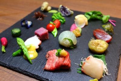 <神戸/三宮>創意工夫を凝らした和食の数々…
