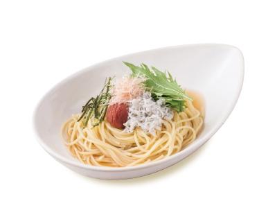 豆乳や味噌仕立ての手作り和パスタをご提供しています。