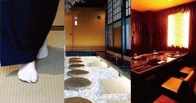 母体は、1949年創業、1972年に会社設立という歴史のある企業。東京と京都に系列店があります。