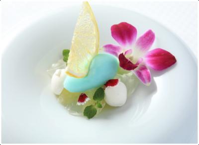 2014年から5年連続ミシュランガイドで1つ星を獲得するフレンチレストラン。