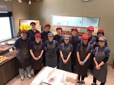 春日井で45年以上続くまちのパン屋で、私たちと一緒に働きませんか?