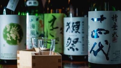"""その数40種類以上!日本酒好きにはたまらない""""隠れ家日本酒バル""""!"""