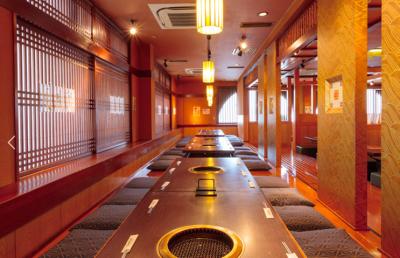 横浜市内に6店舗展開し、元気で明るい雰囲気が人気のお店です