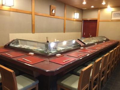 浜松町にある本格江戸前寿司のお店で、寿司職人としてスキルアップしよう。