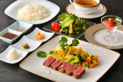 地元の旬食材を使った、豊富なメニューが自慢!おいしい料理を作って、地元を盛り上げよう。