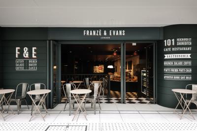 新オープンする「FRANZ & EVANS LONDON」で、調理スタッフ募集!(画像は表参道店)