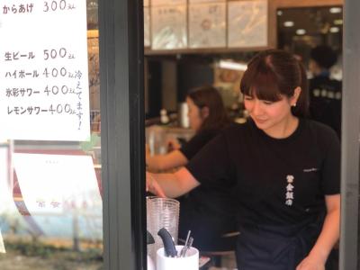 1966年創業!若者からお年寄りにまで愛される中華料理店。老舗ながら20代の若手が活躍中!