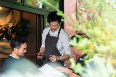スパニッシュ、フレンチ、イタリアン、ベーカリー、紅茶と、都内で多彩な業態を展開しています。