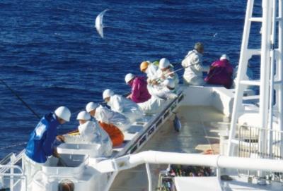 古くから鰹の一本釣り漁で知られている土佐で、100年の歴史を誇る漁船から始まった企業です。