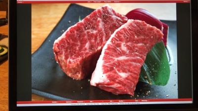 独自のルートで、質の高い肉を仕入れているのが強みです!