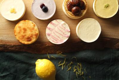 洋菓子作りの技術を未経験から学ぶことが可能。ゆくゆくは、店舗運営のノウハウも身につけて独立も◎