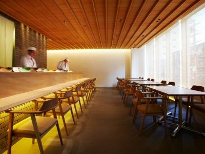 「京都八百一本館」内にある和食レストラン