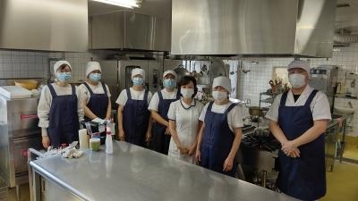 地域に根ざした医療を実践する「医療法人 明和会 亀田病院」にて、調理スタッフ募集。