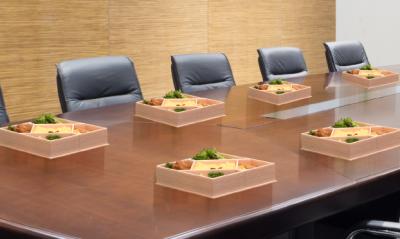 会議、イベントなどでご利用いただいております。
