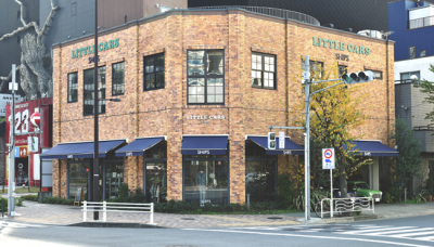 豊洲にあるカフェでホールスタッフを募集!