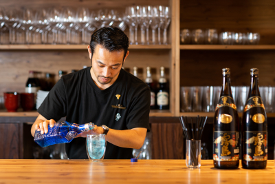 中華、カフェ、日本料理など5つの店舗が集まった「天神テルラ」で、新たなメンバーを募集します!