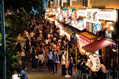 渋谷・有楽町など人気エリアで働ける!他県からの入社の際は、勤務地に通いやすい場所にシェアハウスも◎